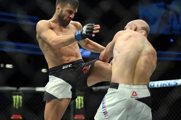 MMA: UFC 209-Teymur vs Vannata