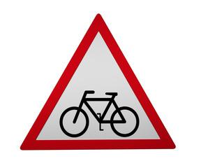 Verkehrszeichen: Radverkehr