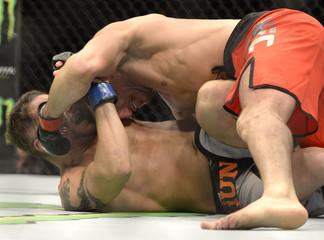 MMA: UFC 186-Taleb vs Clements