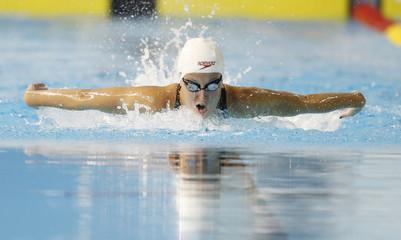 Pan Am Games: Swimming