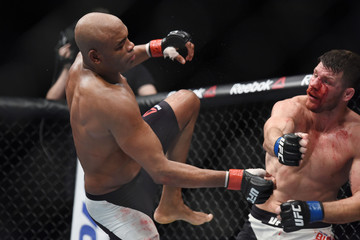 MMA: UFC Fight Night-Silva vs Bisping
