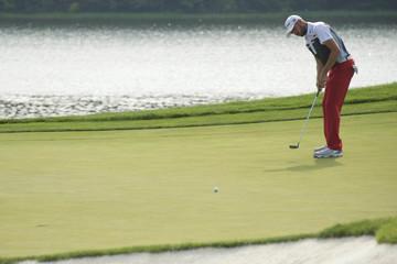 PGA: Quicken Loans National-First Round