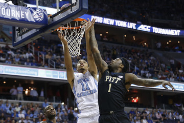 NCAA Basketball: ACC conference tournament-Pittsburgh vs North Carolina