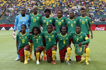 Soccer: Women's World Cup-China PR at Cameroon