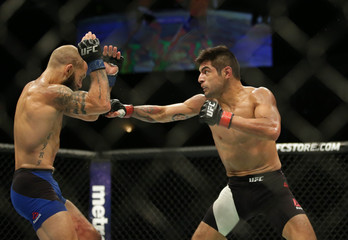MMA: UFC Fight Night-Benitez vs Sicilia