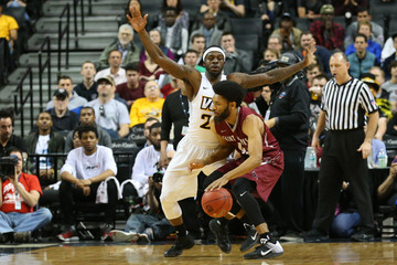 "NCAA Basketball: Atlantic 10 Conference Tournament-VCU Rams vs St Joseph""s Hawks"