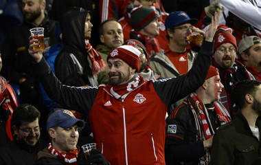MLS: Toronto FC at Montreal