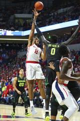NCAA Basketball: Baylor at Mississippi