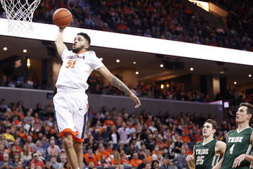 NCAA Basketball: William & Mary at Virginia