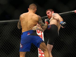 MMA: UFC 208 Poirier vs Miller