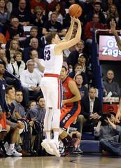 NCAA Basketball: Arizona at Gonzaga