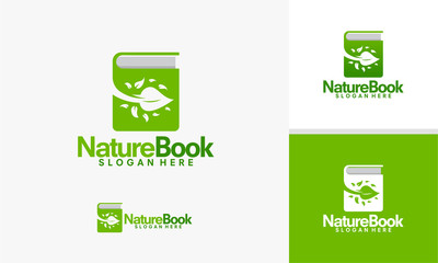 Nature Document logo designs, Green Document logo, Farm Document Designs template vector