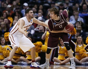 NCAA Basketball: NCAA Tournament-Second Round-Iowa State vs Arkansas Little Rock