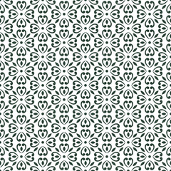 Wallpaper baroque, damask. White and black floral pattern. Vintage ornament. background for wallpaper, printing on the packaging paper, textiles, tile.