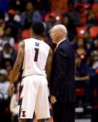 NCAA Basketball: SE Missouri State at Illinois