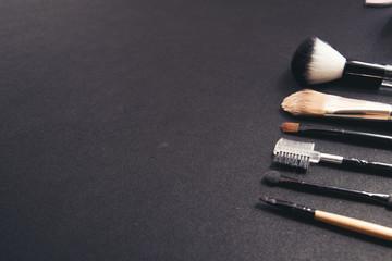 Cosmetics set for beautiful woman