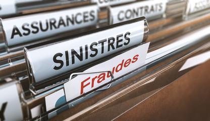Fraude aux Assurances, Déclaration Frauduleuse