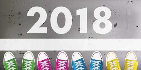 2018 - étudiant - réussite - concurrence - ligne de départ - examen - compétition