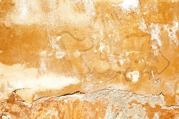 Texture Stone Chalk Lime Rock Sand Cement Concrete Background Wall Wallpaper Ground Flat Rough Dirty Grunge Yellow Sun Lines Strokes Organic Random Chaos Sprinkler Rip Close Up Graffiti Urban Street