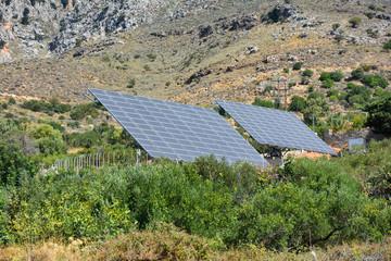 Fotovoltaico Creta