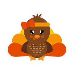 cute turkey girl