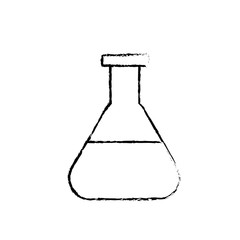 figure erlenmeyer flask to lab chemical design