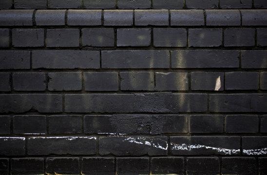 Texture Stone Wall Wallpaper Plastering Ground Background Rough Brick Mason Cement Concrete Layer Brown Black Dark Urban Street Graffiti Raster Flat House Line Stroke Typo-Graphic-Design
