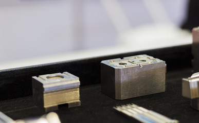 metal parts for  tooling or mold manufacturing