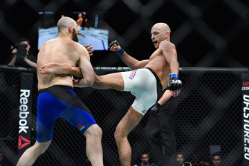 MMA: UFC Fight Night-Cummings vs Yakovlev