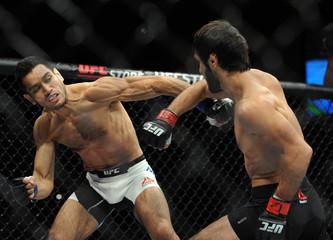 MMA: UFC Fight Night-Tukhugov vs Nover