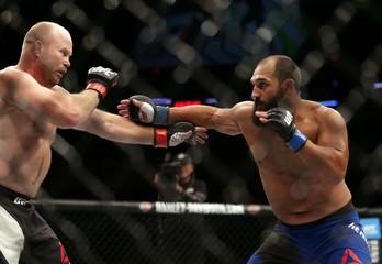 MMA: UFC Fight Night-Boetsch vs Hendricks