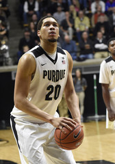 NCAA Basketball: Howard at Purdue