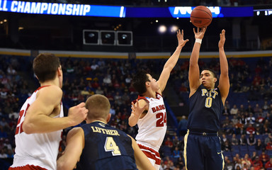 NCAA Basketball: NCAA Tournament-First Round-Wisconsin vs Pittsburgh