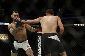MMA: UFC Fight Night-Ponzinibbio vs McGee