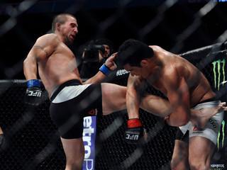 MMA: UFC Fight Night-Barroso vs Mutapcic