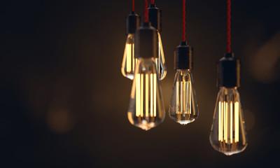 Edison Glühbirnen