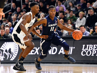 NCAA Basketball: Xavier at Providence
