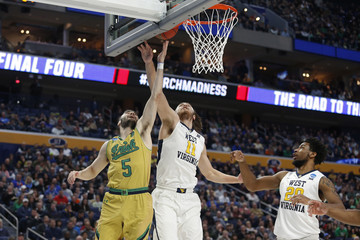 NCAA Basketball: NCAA Tournament-Second Round-Notre Dame vs West Virginia