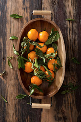 Bowl of Clementine Oranges
