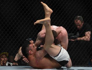 MMA: UFC Fight Night-Krylov vs Barroso