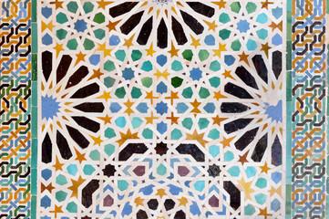 Arabian tiles
