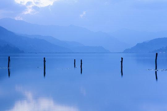 Fewa Lake, Pokhara.