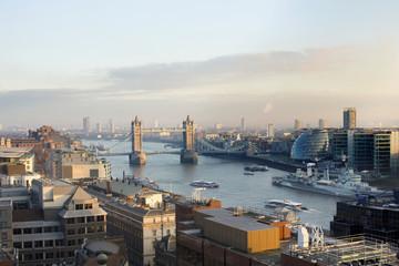 Tower Bridge. London. UK
