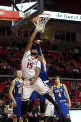 NCAA Basketball: South Dakota State at Texas Tech
