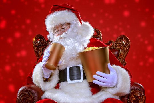 Christmas movie cinema