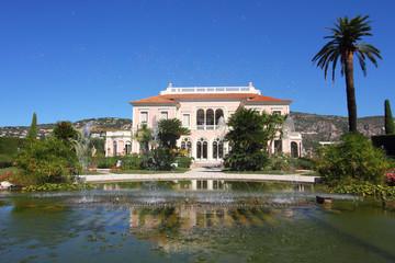 Wunderschöne Villa Ephrussi de Rothschild, Saint-Jean-Cap-Ferrat