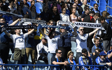 MLS: Vancouver Whitecaps FC at Montreal Impact