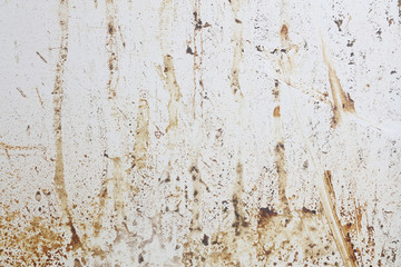Dirty and filthy background Wall mural