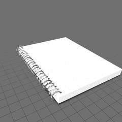 Three ring notebook 1