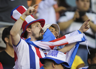 Soccer: Gold Cup-Costa Rica at El Salvador